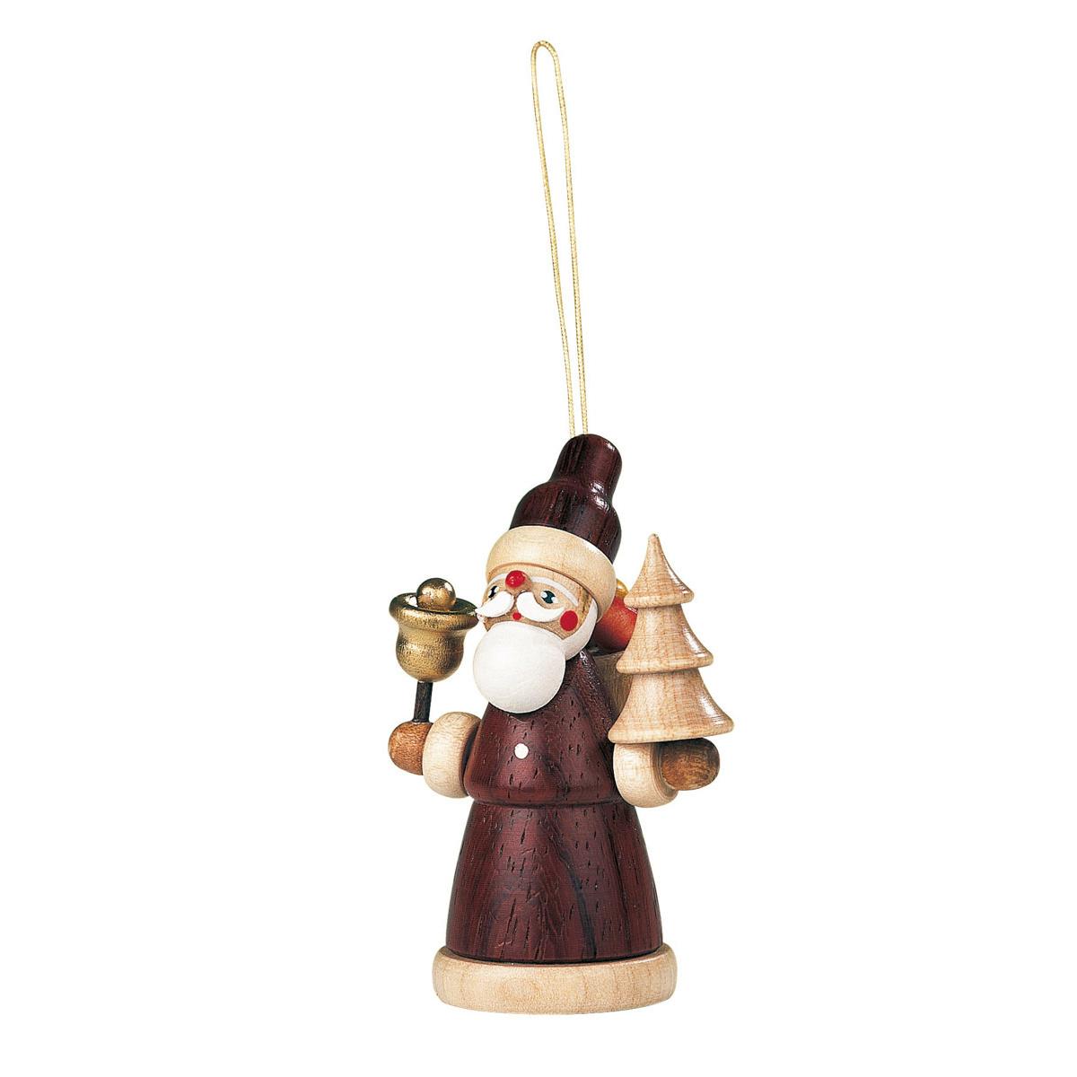 Baumbehang weihnachtsmann natur von m ller kleinkunst f r 27 kaufen - Weihnachtsdeko figuren ...