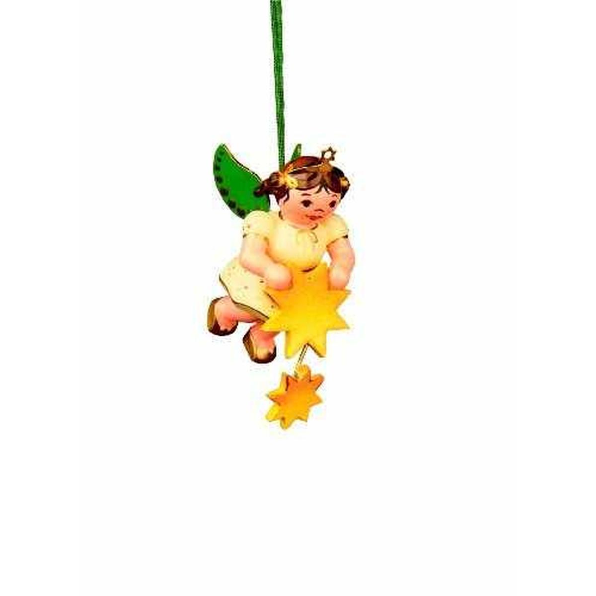 Baumbehang engel sternthaler von hubrig volkskunst f r 13 - Weihnachtsdeko figuren ...
