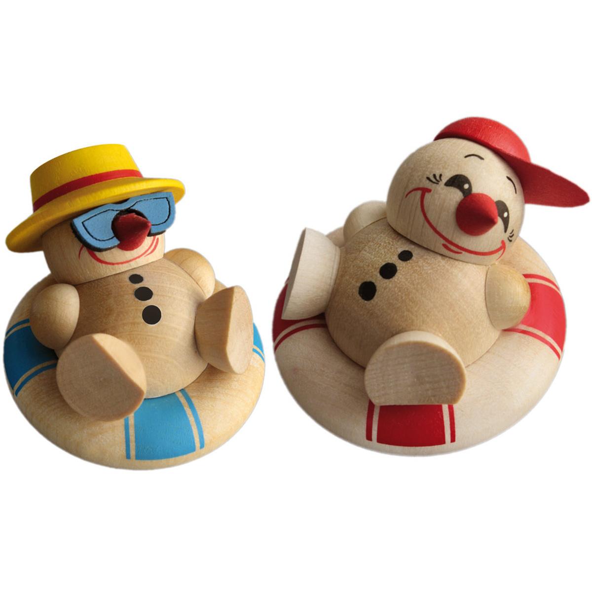Kugelfiguren cool man holiday 2er set von karsten braune - Weihnachtsdeko figuren ...