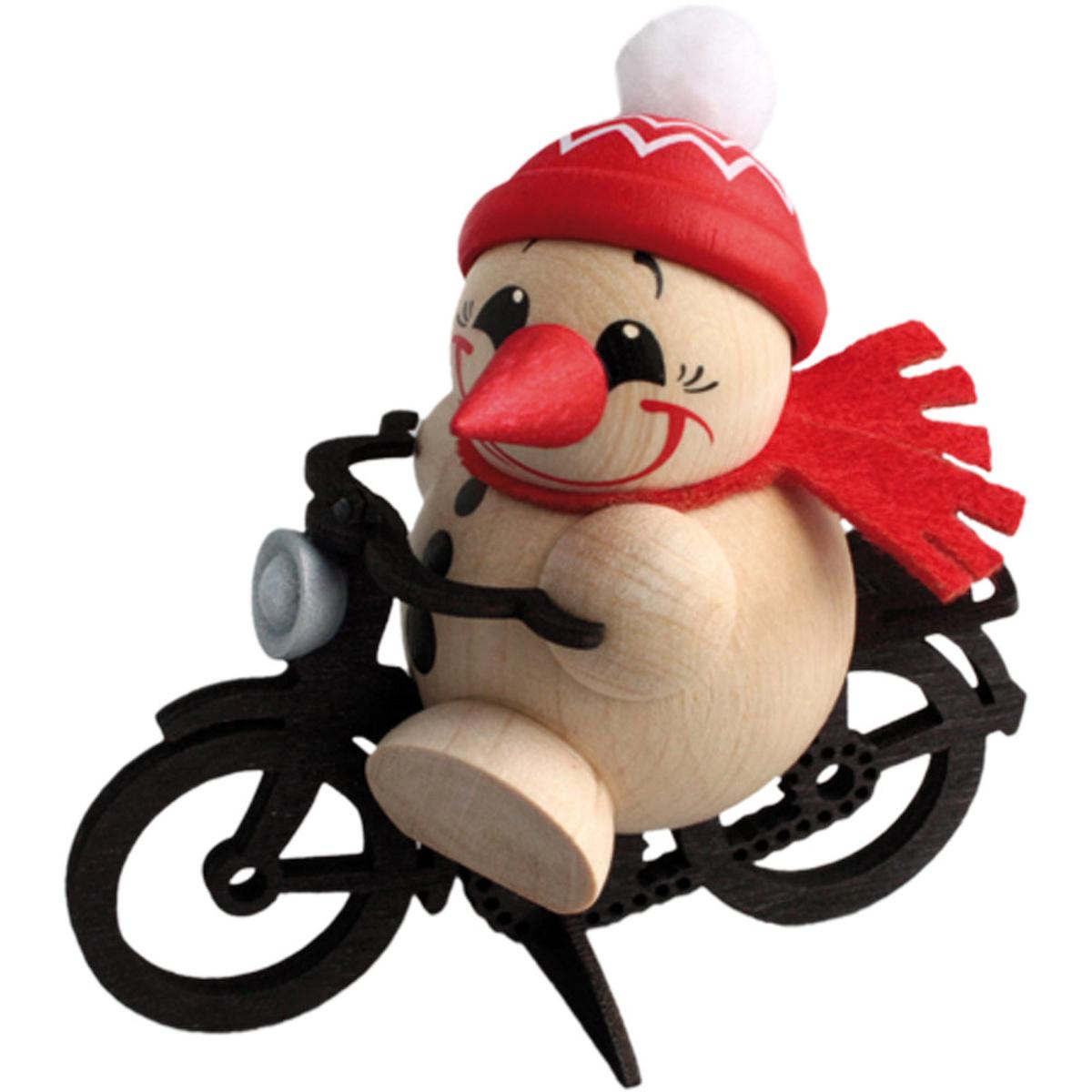 Kugelfiguren cool man fahrrad xl von karsten braune f r 20 - Weihnachtsdeko figuren ...