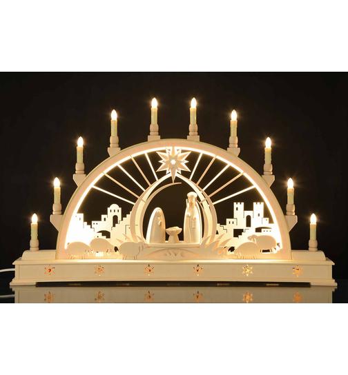 Bausatz Lichterkette Schwibbogen Beleuchtung 10 Flammig   Schwibbogen Beleuchtung 28 Images Schwibbogen Led Beleuchtung