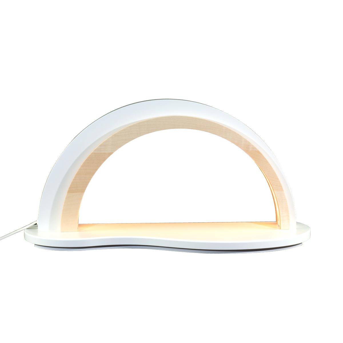 Schwibbogen LED-Beleuchtung ohne Dekofläche, weiß von Näumanns für ...