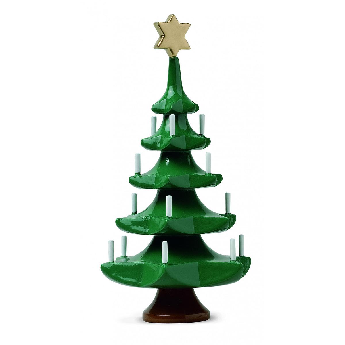 weihnachtsbaum mit stern klein von wendt und k hn f r 20 2. Black Bedroom Furniture Sets. Home Design Ideas