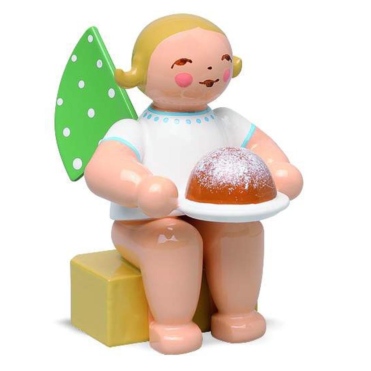 Engel klein mit kuchen von wendt und k hn f r 25 7 kaufen for Kuchen sofort lieferbar