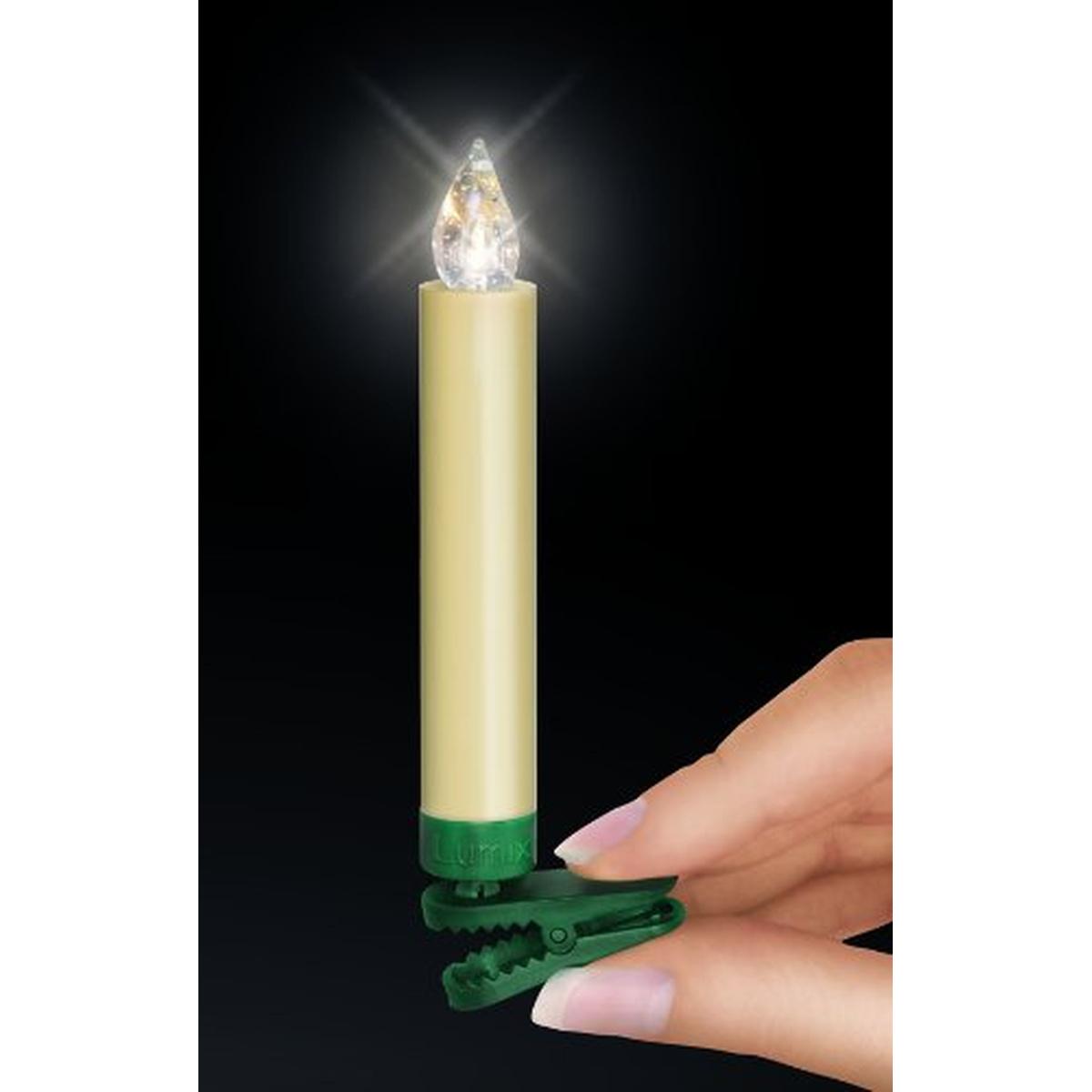 Lumix superlight led christbaumkerzen 5er erweiterungs set for Lumix superlight