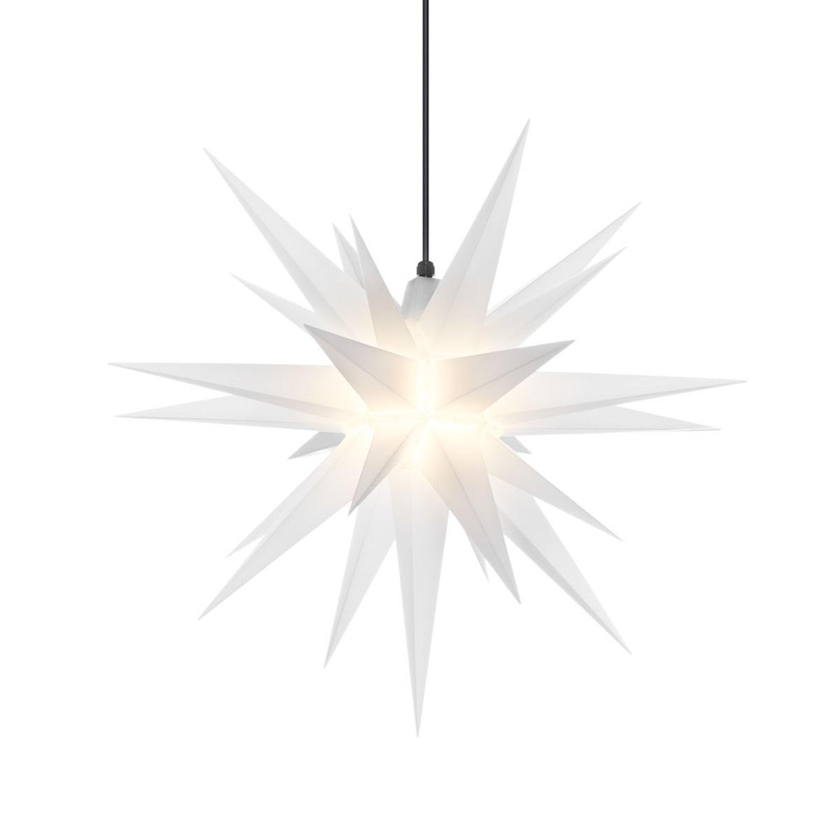 herrnhuter stern plastik a7 68 cm f r au en opal. Black Bedroom Furniture Sets. Home Design Ideas