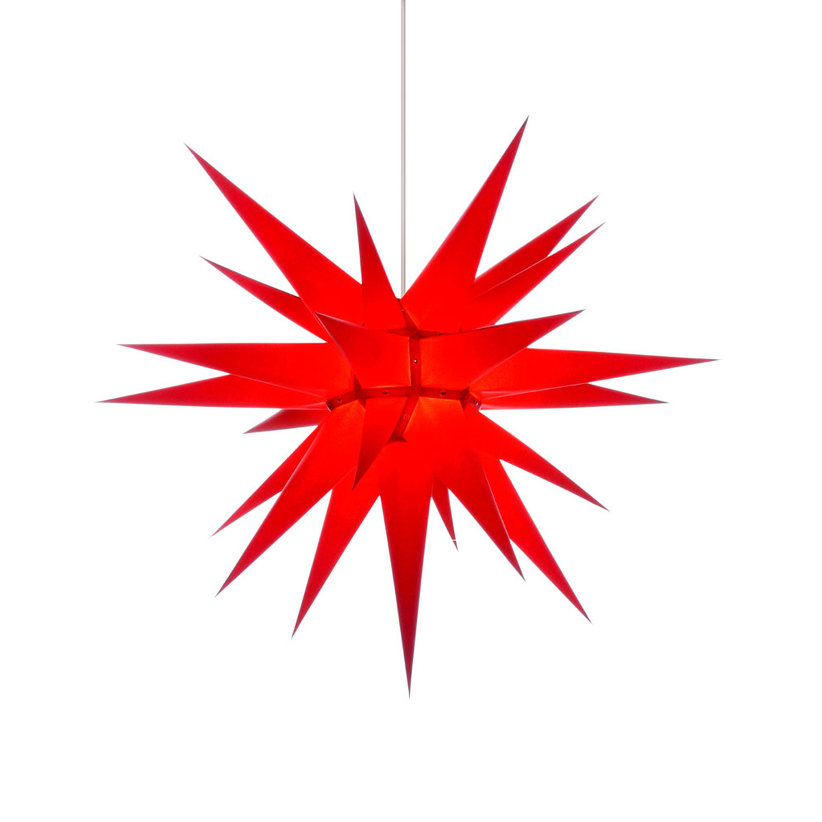 herrnhuter stern papier i7 70 cm f r innen rot. Black Bedroom Furniture Sets. Home Design Ideas