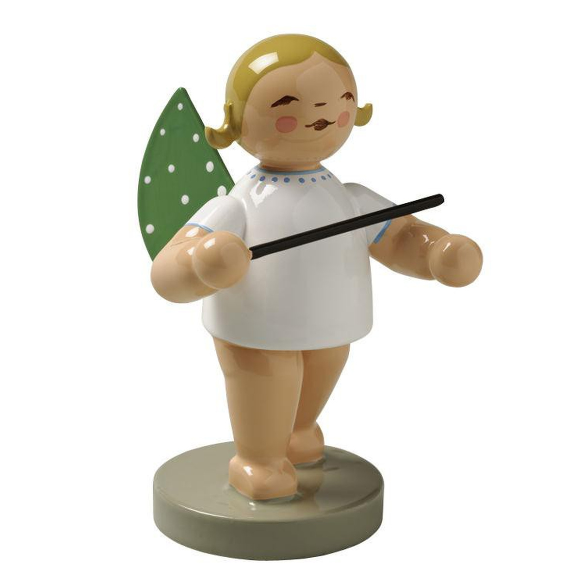 engel mit taktstock blondes haar von wendt und k hn f r 20. Black Bedroom Furniture Sets. Home Design Ideas
