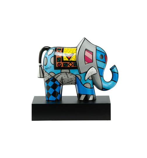 Pop Art - Great India 2 - Figur